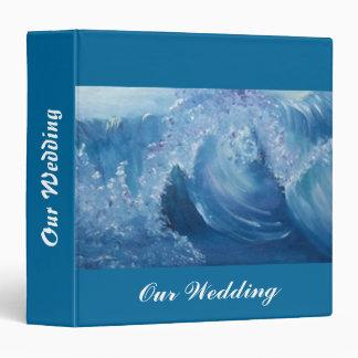 """álbum del boda carpeta 1 1/2"""""""