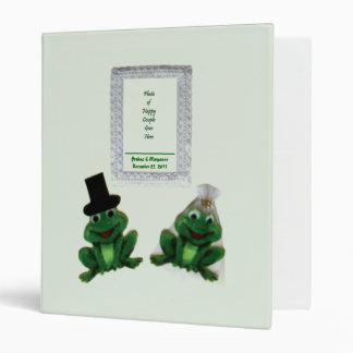 Álbum del boda del Froggy