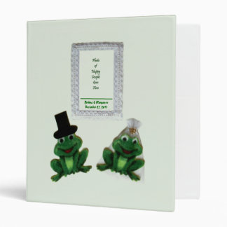 "Álbum del boda del Froggy Carpeta 1"""