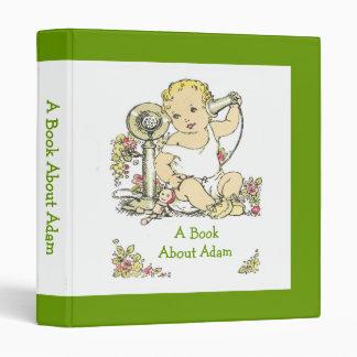 Álbum del libro de la memoria de la carpeta del be