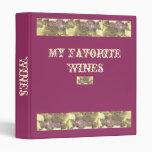 Álbum del vino