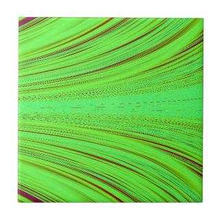 Álbum fluorescente azulejo cuadrado pequeño