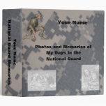 Álbum militar de la memoria de la foto