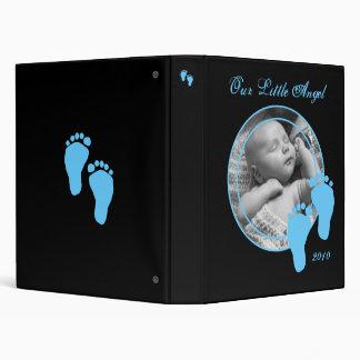 """Álbum personalizado del bebé - para el muchacho carpeta 1"""""""