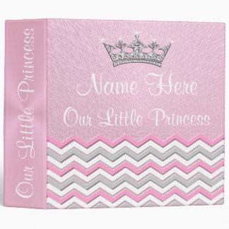 """Álbumes de foto bonitos de princesa Personalized Carpeta 2"""""""