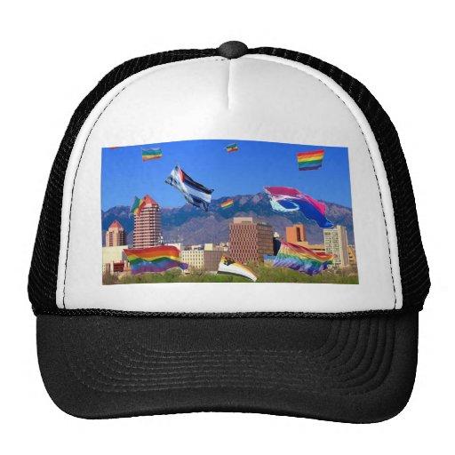 Albuqerque Pride Trucker Hat
