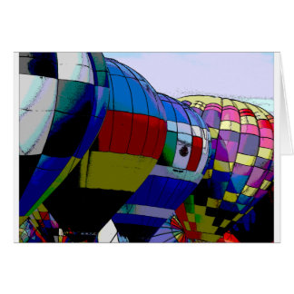 Albuquerque Balloon Fiesta Card