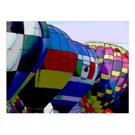 Albuquerque Balloon Fiesta Postcard
