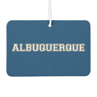 Albuquerque Car Air Freshener
