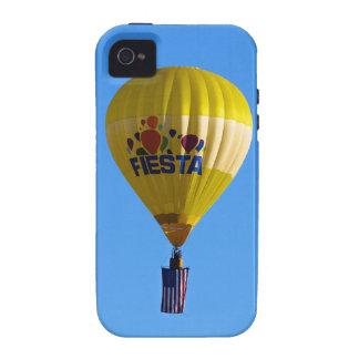 Albuquerque International Balloon Fiesta iPhone 4 Cover