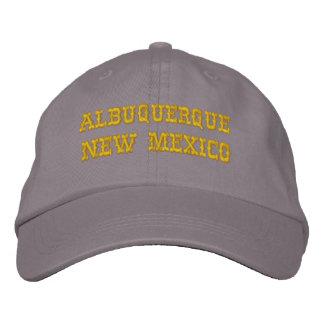 ALBUQUERQUE, NEW MÉXICO GORROS BORDADOS