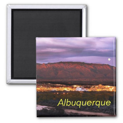 Albuquerque new mexico magnet