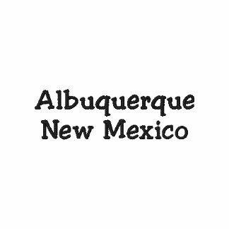 Albuquerque New Mexico NM Shirt - Customizable !!! Polo