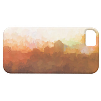 Albuquerque New Mexico Skyline IN CLOUDS iPhone SE/5/5s Case