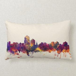 Albuquerque New Mexico Skyline Pillow