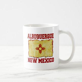 Albuquerque, New México Taza De Café