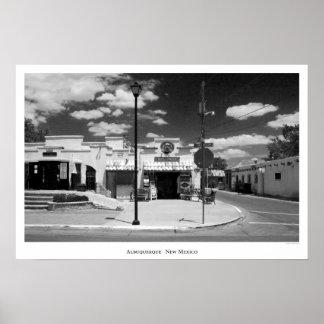 Albuquerque NM Poster