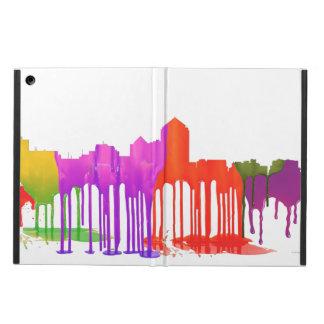 ALBUQUERQUE, NM SKYLINE PUDDLES - COVER FOR iPad AIR