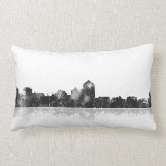 ALBUQUERQUE, NM SKYLINE - Throw Pillow