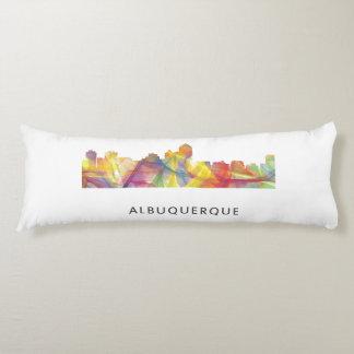 ALBUQUERQUE, NM SKYLINE  WB1 - BODY PILLOW