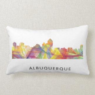 ALBUQUERQUE, NM SKYLINE  WB1 - THROW PILLOW