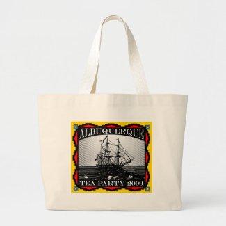 Albuquerque, NM Tea Party - bag