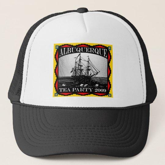 Albuquerque, NM Tea Party - Trucker Hat