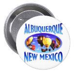 Albuquerque Pinback Button