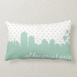 Albuquerque skyline pillow | Albuquerque, NM