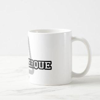 Albuquerque Taza De Café