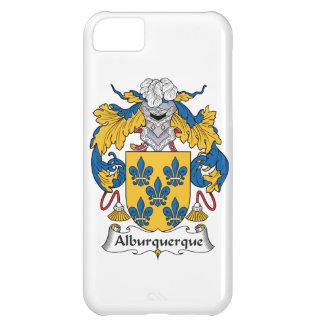 Alburquerque Family Crest iPhone 5C Cover