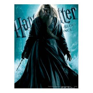 Albus Dumbledore HPE6 1 Postal