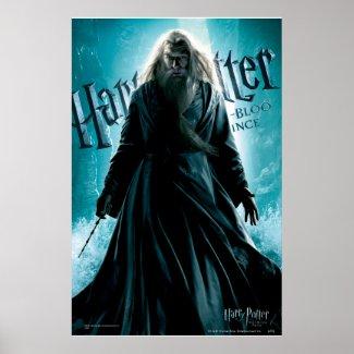Albus Dumbledore HPE6 1 print