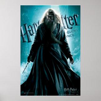 Albus Dumbledore HPE6 1 Posters
