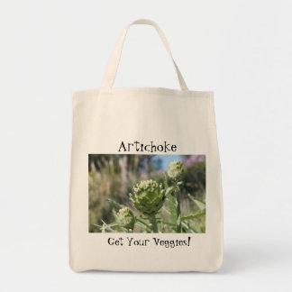 Alcachofa Bolsa Tela Para La Compra