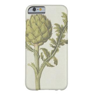 Alcachofa: Scolymus del Cynara, c.1568 Funda De iPhone 6 Barely There