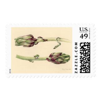 Alcachofas 2005 sellos