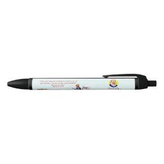 Alcalá de Henares #CervantesInfinito Black Ink Pen