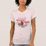 Alcalde 2013 de Weiner NYC Camisetas