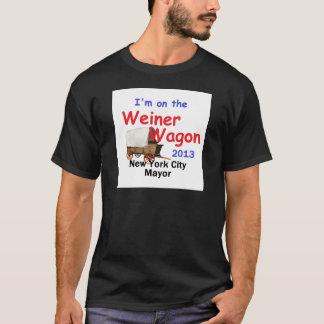 Alcalde 2013 de Weiner Playera