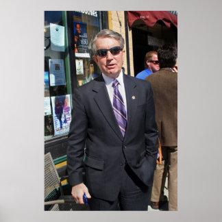 Alcalde Bob Crowell de Carson City Impresiones