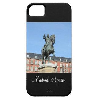 Alcalde de la plaza, caso del iPhone 5 de Madrid Funda Para iPhone SE/5/5s