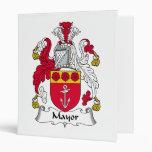 Alcalde Family Crest
