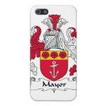 Alcalde Family Crest iPhone 5 Carcasas