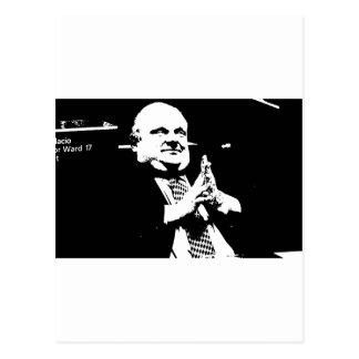 Alcalde que fuma Rob Ford de la grieta de Toronto Postal