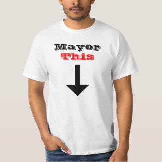 ¡Alcalde This! Playeras