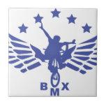 Alcance BMX Azulejo