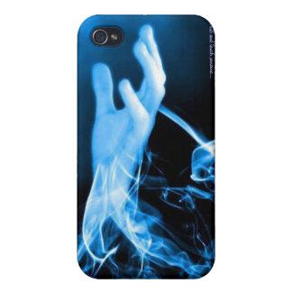 Alcance hacia fuera y toque alguien iPhone 4 funda