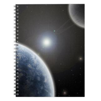 """""""Alcance para cuaderno de las estrellas"""""""