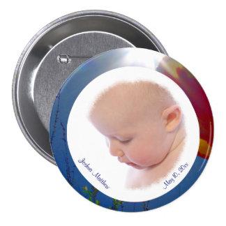 Alcance para el botón personalizado BEBÉ del cielo Pins